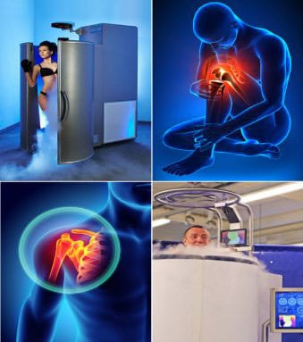 3-Minute Whole Body Cryotherapy