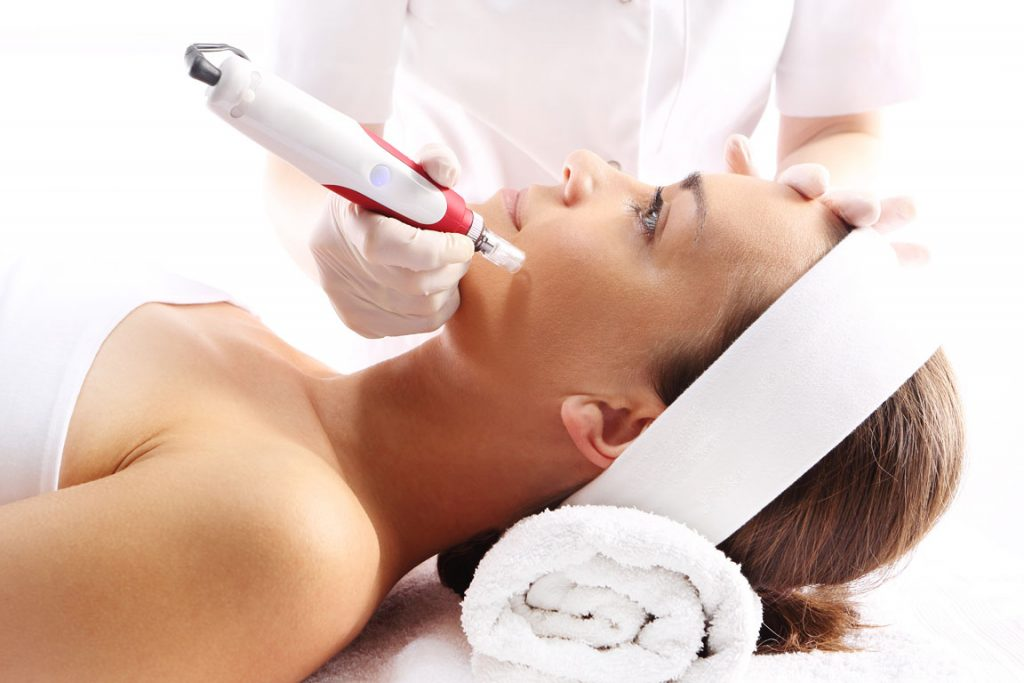 Get Major Results With Microneedling