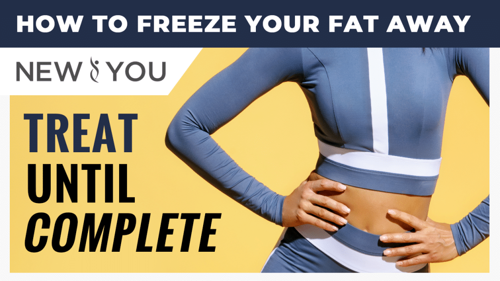 How To Freeze Your Fat Away