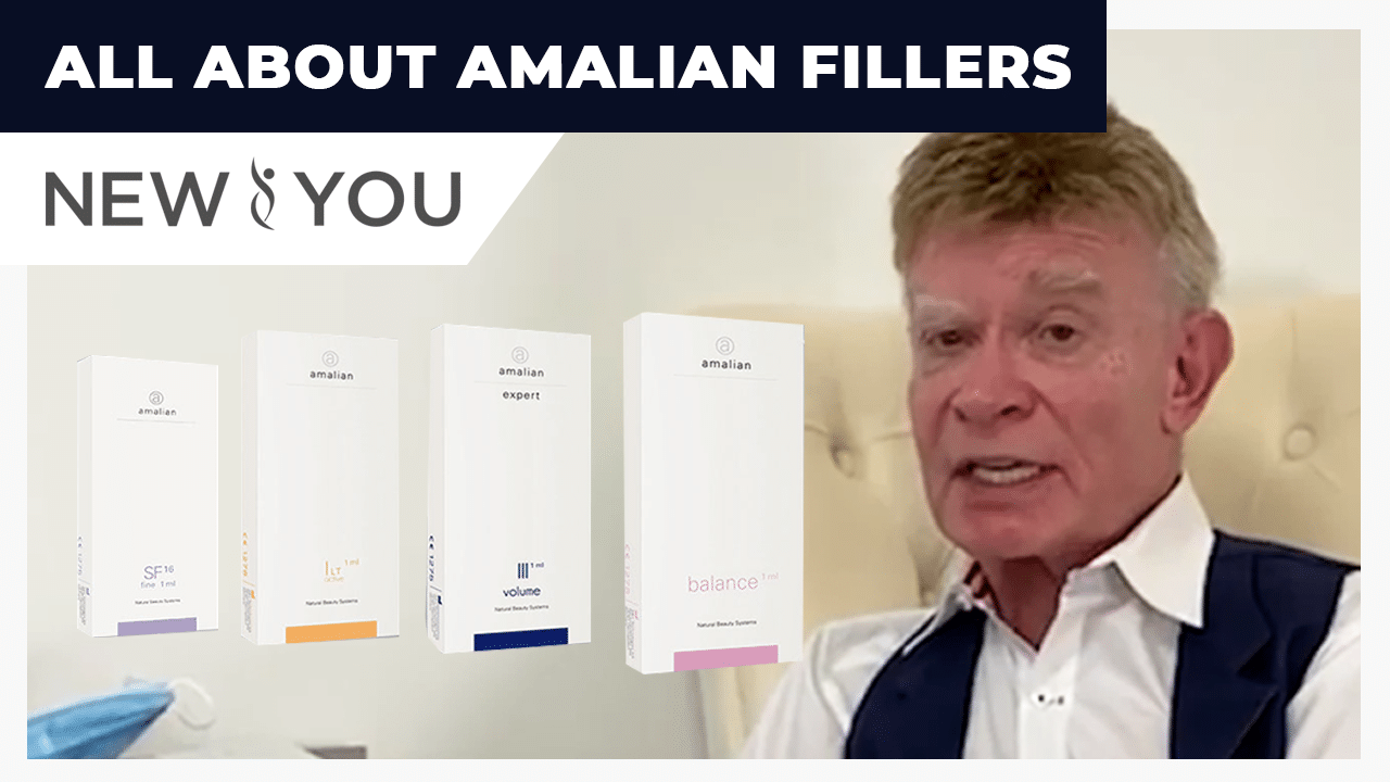 VIDEO: All About The Amalian Fillers Line With Dr. Mark Baily