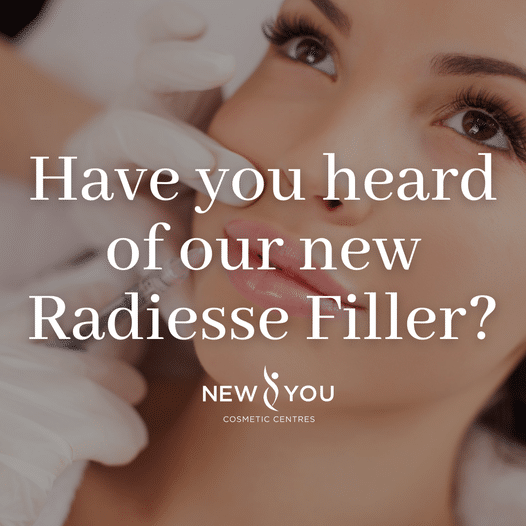 Have You Heard Of Our New Radiesse Filler?