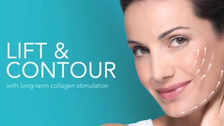 Lift And Contour With Radiesse