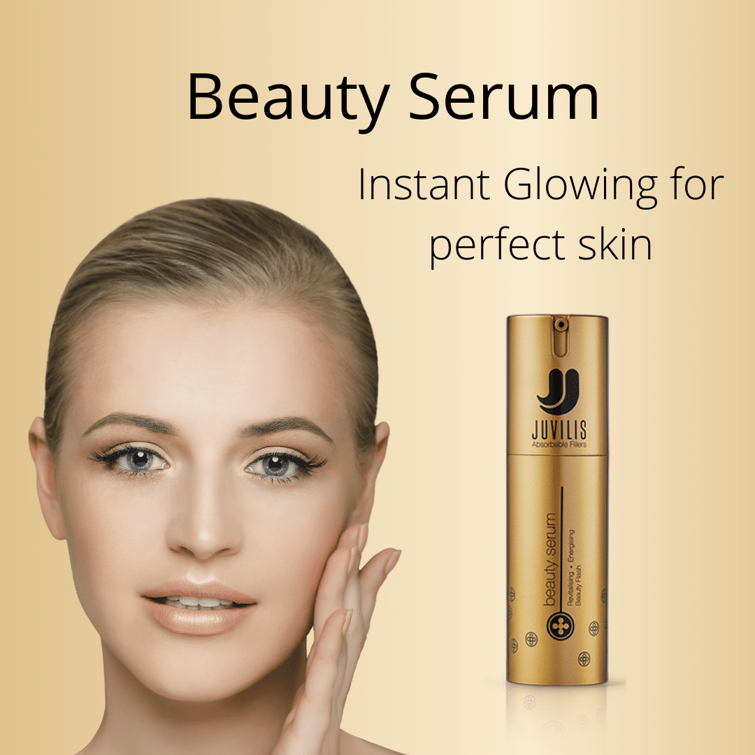 Beauty Serum For Instant Glowing Skin