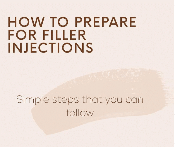 How To Prepare For Filler Injections