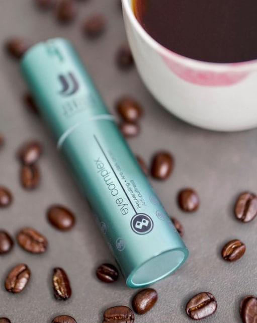 Get Your Caffeine Boost – But For Your Under Eyes!