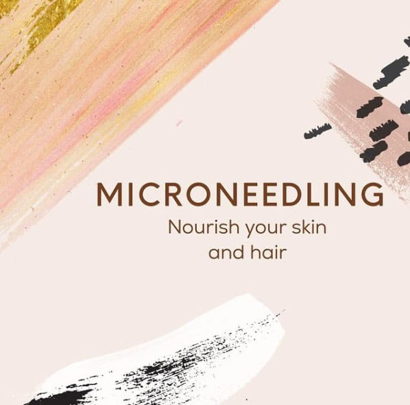 Nourish Your Skin And Hair With Microneedling