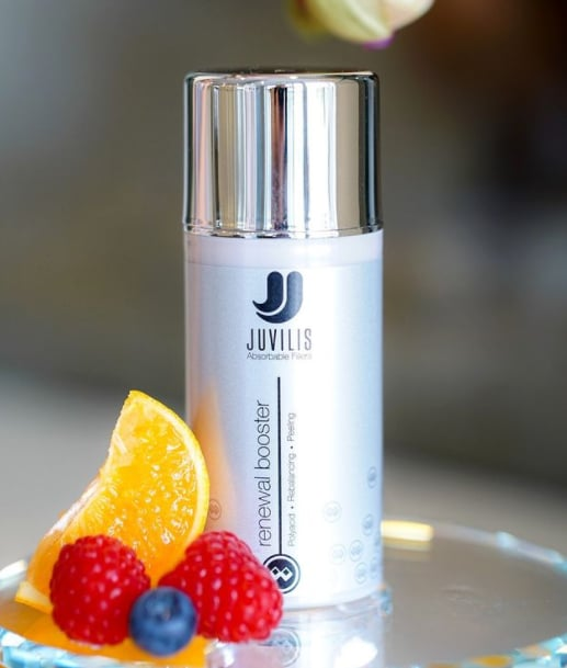 Featuring The Fantastic Juvilis Renewal Boosting Cleanser!